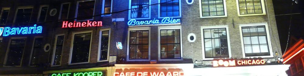 Nightlife Amsterdam